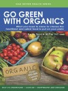 Go Green With Organics - text