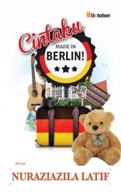 Cintaku, Made In Berlin! by Nuraziazila Latif from October in General Novel category