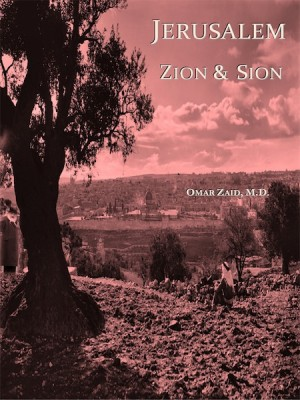 Jerusalem Sion & Zion by Omar Zaid from omar zaid in History category