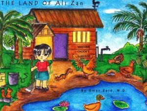The Land of Ali Zan: Madame Chook