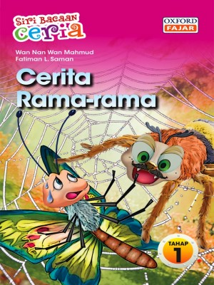 Cerita Rama-rama by Wan Nan Wan Mahmud & Fatimah L. Salman from Oxford Fajar Sdn Bhd in Children category