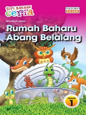 Rumah Baharu Abang Belalang by Muhibah Ayob from Oxford Fajar Sdn Bhd in Children category