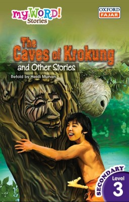 The Caves of Krokung and Other Sarawak Stories by Heidi Munan from Oxford Fajar Sdn Bhd in Teen Novel category