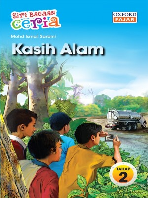Kasih Alam by Mohd Ismail Sarbini from Oxford Fajar Sdn Bhd in Teen Novel category