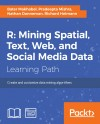 R: Mining spatial, text, web, and social media data - text