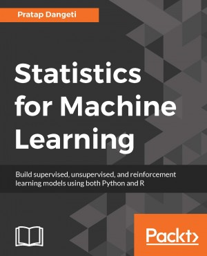 Statistics for Machine Learning by Pratap Dangeti from Packt Publishing in Engineering & IT category