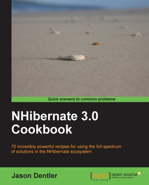 NHibernate 3.0 Cookbook by Jason Dentler from Packt Publishing in Engineering & IT category