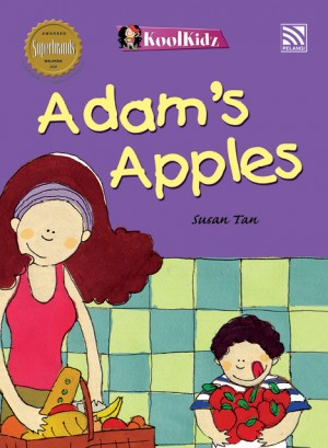 Adam's Apples by Susan Tan from Pelangi ePublishing Sdn. Bhd. in General Novel category