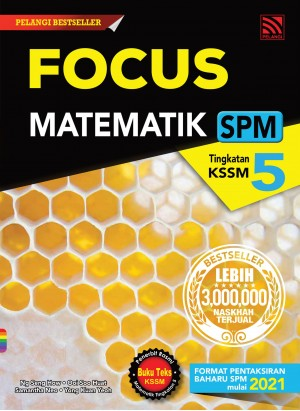 Focus Matematik Tingkatan 5 by Ng Seng How, Ooi Soo Huat, Samantha Neo, Yong Kuan Yeoh from Pelangi ePublishing Sdn. Bhd. in School Reference category
