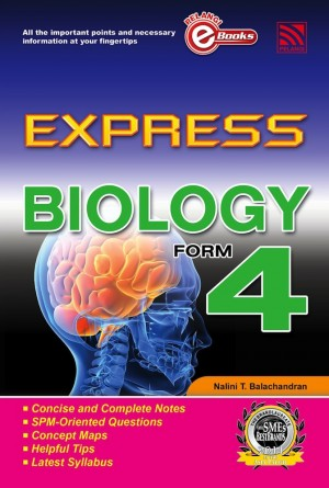 Express Biology Form 4 by Penerbitan Pelangi Sdn Bhd from Pelangi ePublishing Sdn. Bhd. in General Academics category