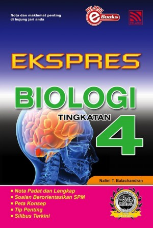 Ekspres Biologi Tingkatan 4 by Penerbitan Pelangi Sdn Bhd from Pelangi ePublishing Sdn. Bhd. in General Academics category