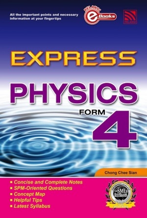 Express Physics Form 4 by Penerbitan Pelangi Sdn Bhd from Pelangi ePublishing Sdn. Bhd. in General Academics category