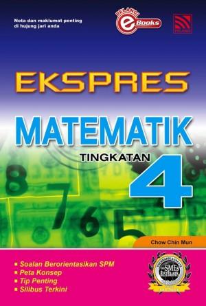 Ekspres Matematik Tingkatan 4 by Penerbitan Pelangi Sdn Bhd from Pelangi ePublishing Sdn. Bhd. in General Academics category