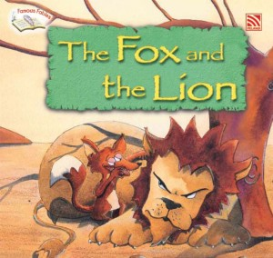 The Fox and the Lion by Penerbitan Pelangi Sdn Bhd from Pelangi ePublishing Sdn. Bhd. in Children category