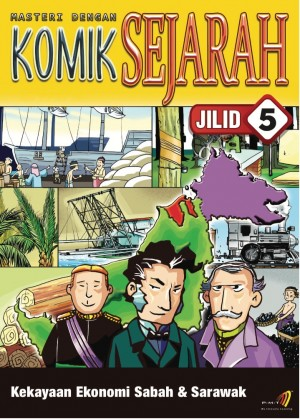 Masteri Dengan Komik Sejarah Tingkatan 2 Jilid 2 by Penerbitan Pelangi Sdn Bhd from Pelangi ePublishing Sdn. Bhd. in Children category