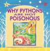 Why Pythons Are Not Poisonous