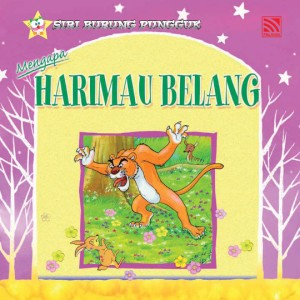 Mengapa Harimau Belang by Farida Bt Mohd from Pelangi ePublishing Sdn. Bhd. in Children category