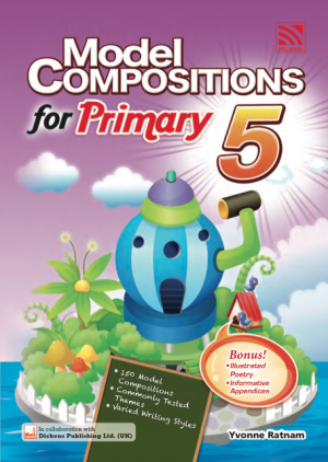 Model Compositions Series (Primary 5) by Yvonne S. D. from Pelangi ePublishing Sdn. Bhd. in General Academics category
