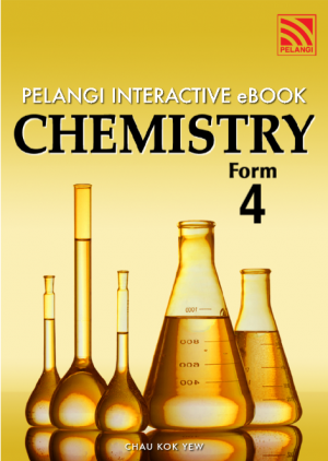 Pelangi Interactive eBook Chemistry Form 4 by Chau Kok Yew from Pelangi ePublishing Sdn. Bhd. in School Exercise category