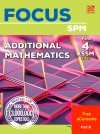 Focus Additional Mathematics Form 4 : Part B - text