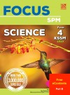 Focus Science Form 4 : Part B by Noraini Abdullah, Nor Mazliana Abdul Hashim, Mohammad Amirul Adnan, Noorhaida Sukardi from  in  category