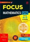 Focus SPM Mathematics : Part A - text