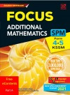 Focus SPM Additional Mathematics : Part A - text