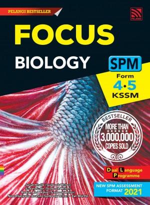 Focus SPM Biology (2021)