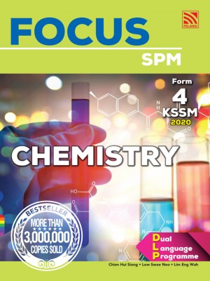 Focus Chemistry Form 4 by Chen Hui Siong, Low Swee Neo, Lim Eng Wah from Pelangi ePublishing Sdn. Bhd. in School Reference category