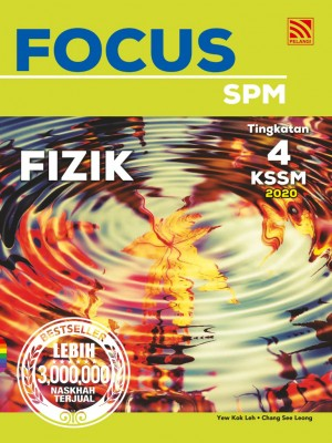 Focus Fizik Tingkatan 4 by Yew Kok Leh, Chang See Leong from Pelangi ePublishing Sdn. Bhd. in School Reference category