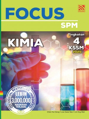 Focus Kimia Tingkatan 4 by Chen Hui Siong, Low Swee Neo, Lim Eng Wah from Pelangi ePublishing Sdn. Bhd. in School Reference category