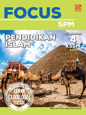 Focus Pendidikan Islam Tingkatan 4 by Mohd Zaki Yusoff, Mohd Zahid Zukefly from Pelangi ePublishing Sdn. Bhd. in School Reference category