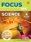Focus Science Form 4 - text