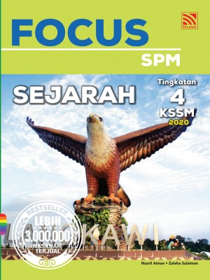 Focus Sejarah Tingkatan 4 by Nazril Aiman, Zaleha Sulaiman from Pelangi ePublishing Sdn. Bhd. in School Reference category