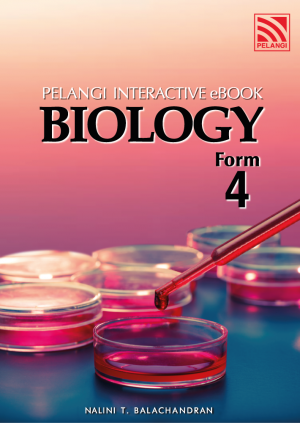Pelangi Interactive eBook Biology Form 4 (KBSM 2016 Edition) by Nalini T. Balachandran from Pelangi ePublishing Sdn. Bhd. in School Exercise category