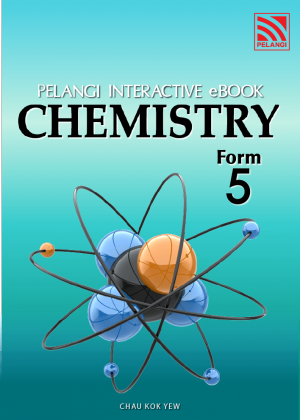 Pelangi Interactive eBook Chemistry Form 5