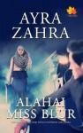 Alahai Miss Blur - text