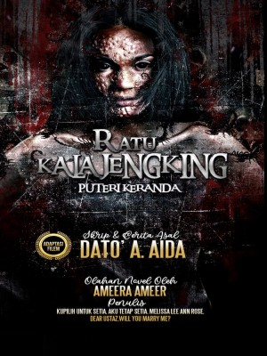 Ratu Kala Jengking by Ameera Ameer from Penerbitan Anaasa PLT in General Novel category