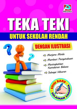 Teka-Teki Untuk Sekolah Rendah by Sulaiman Zakaria from Prestasi Publication Enterprise in Language & Dictionary category