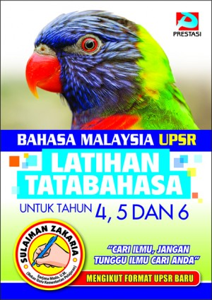 Latihan Tatabahasa Untuk Tahun 4,5 Dan 6 by Sulaiman Zakaria from Prestasi Publication Enterprise in Language & Dictionary category