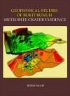 Geophysical Studies Of Bukit Bunuh Meteorite Crater Evidence - text