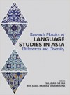 Research Mosaics of Language Studies in Asia Differences and Diversity - text