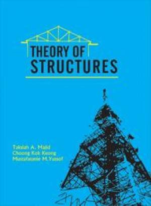 Theory of Structures by Taksiah A. Majid, Choong Kok Keong, Mustafasanie M. Yussof from PENERBIT UNIVERSITI SAINS MALAYSIA in General Academics category