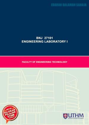MODUL P&P: Engineering Laboratory I