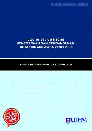 MODUL P&P: KENEGARAAN DAN PEMBANGUNAN MUTAKHIR MALAYSIA VERSI KE-5