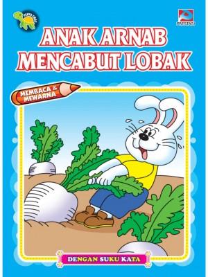 Anak Arnab Mencabut Lobak by Prestasi from Prestasi Publication Enterprise in Children category