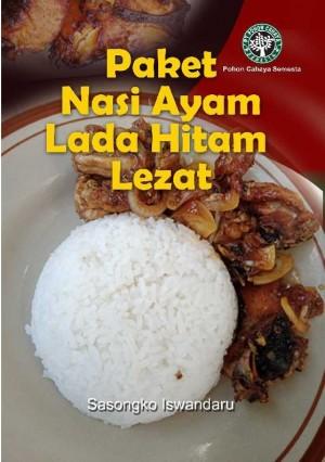 Paket Nasi Ayam Lada Hitam Lezat by Sasongko Iswandaru from PT Pohon Cahaya Semesta in Recipe & Cooking category
