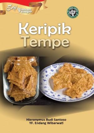 Seri Olahan Tempe: Keripik Tempe by Hieronymus Budi Santoso & YF. Endang Wibarwati from PT Pohon Cahaya Semesta in Recipe & Cooking category