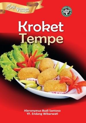 Seri Olahan Tempe: Kroket Tempe by Hieronymus Budi Santoso & YF. Endang Wibarwati from PT Pohon Cahaya Semesta in Recipe & Cooking category