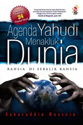 Agenda Yahudi Menakluki Dunia by Sabarudin Hussein from PTS Publications in History category